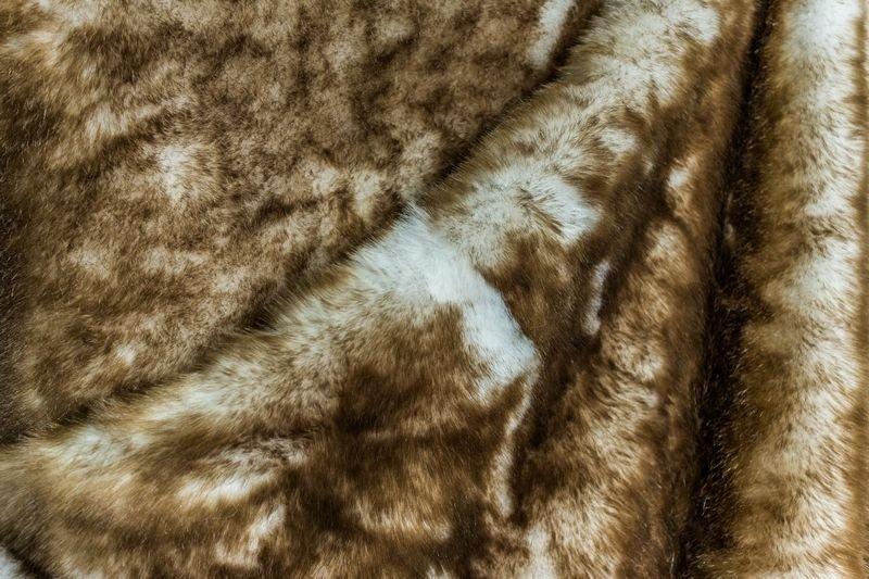 pelliccia sintetica ermellino