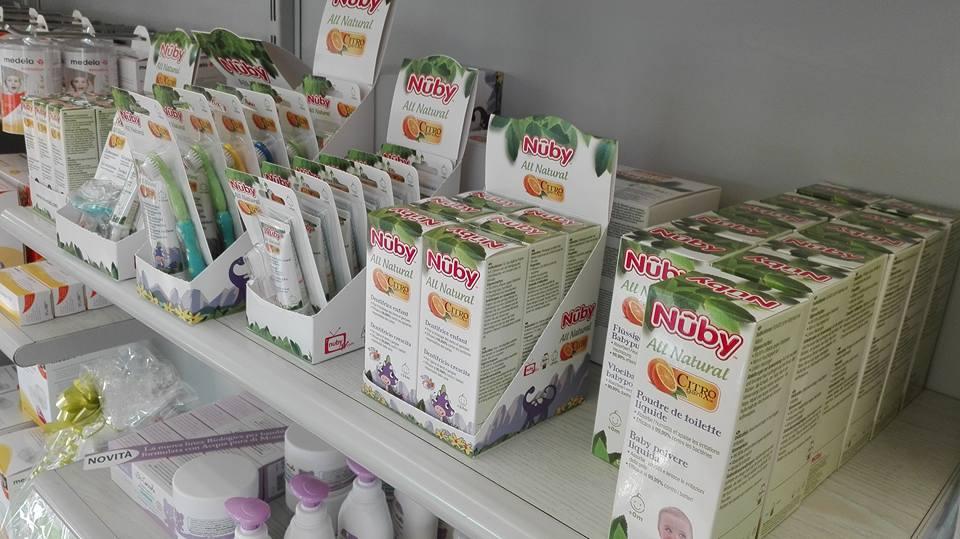 prodotti naturali e kit per bambini