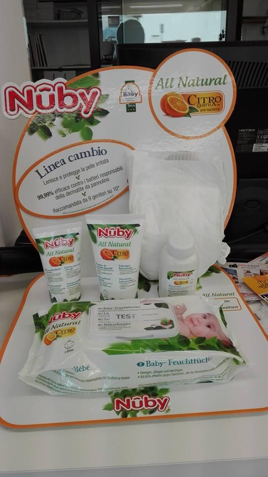 prodotti per bambini Nuby