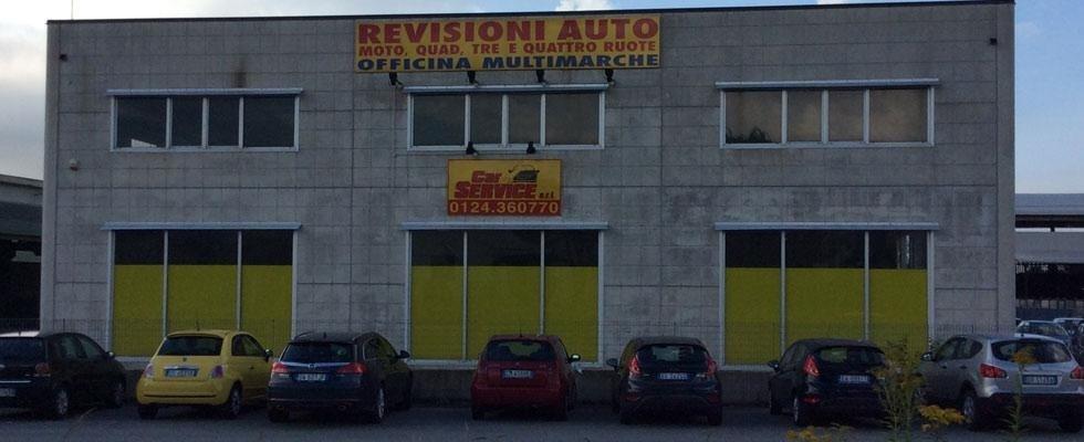 Centro Revisioni San Ponso - Torino