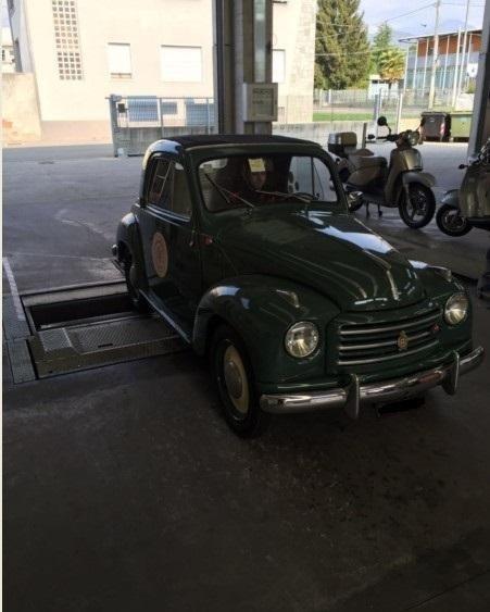 Revisione Auto Storiche San Ponso