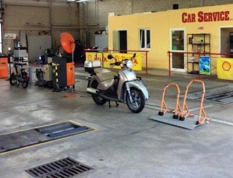 Revisioni motocicli San Ponso