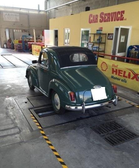 Revisioni Auto Storiche Torino