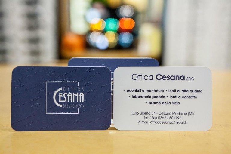 Contatti Ottica Cesana