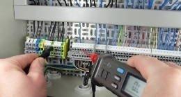 Manutenzione generatore di corrente