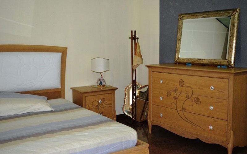 esposizione mobili camera