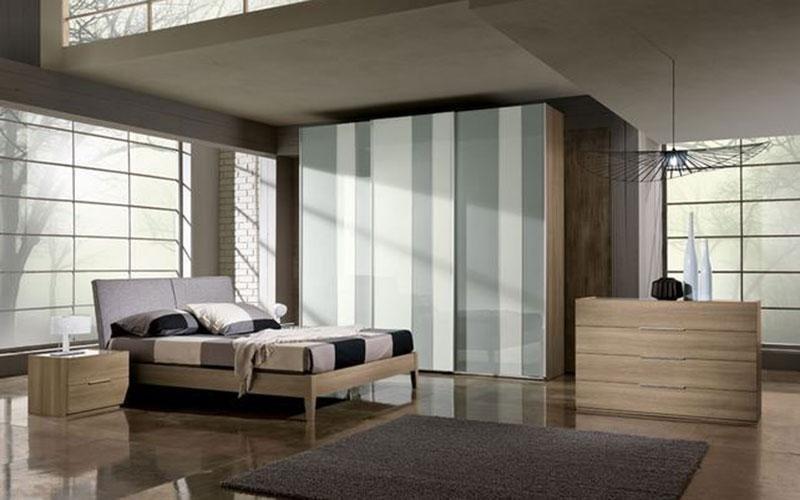 camera letto Albamobili