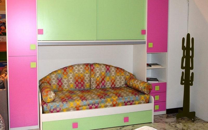 esposizione mobili camerette
