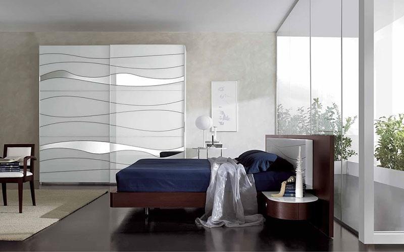camera letto Artigianmobili Glamour