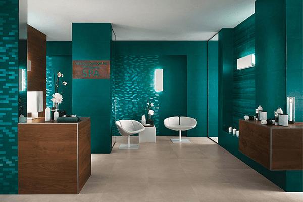 rivestimento da bagno