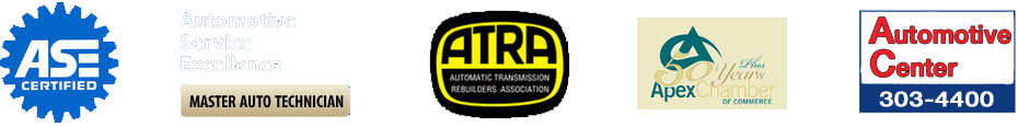 transmission replacement Raleigh, NC
