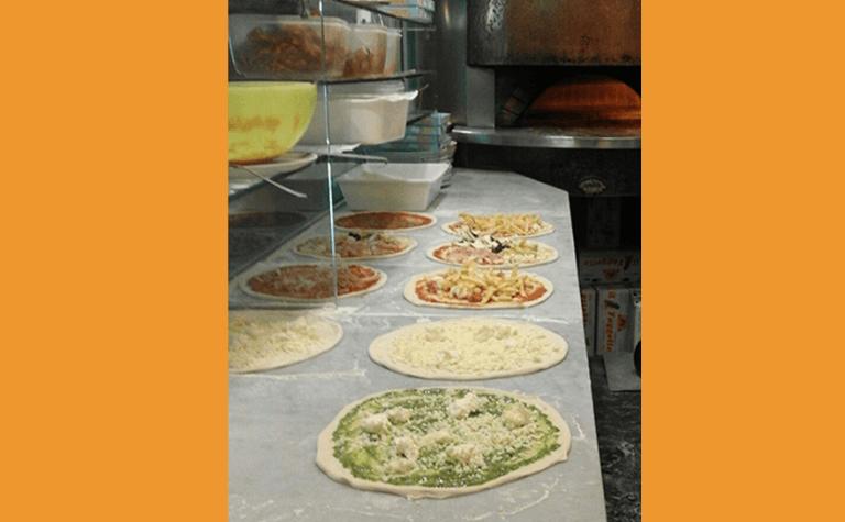 pizzeria da asporto