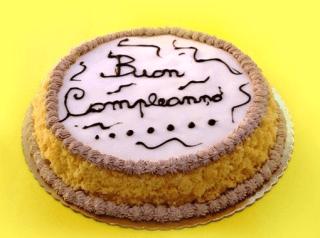 pizzeria torta di compleanno
