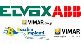 vimar group, bacchin impianti, abb