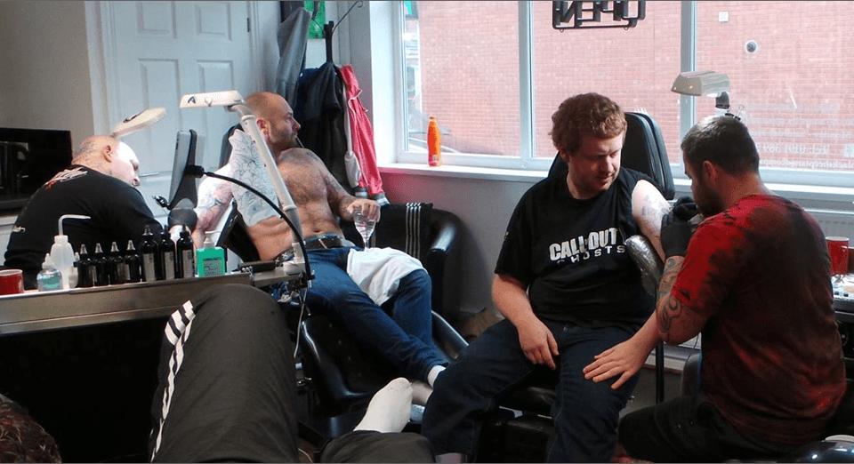 Experienced tattoo artists please help?