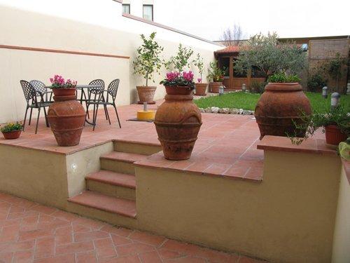 progetto giardino Pisa