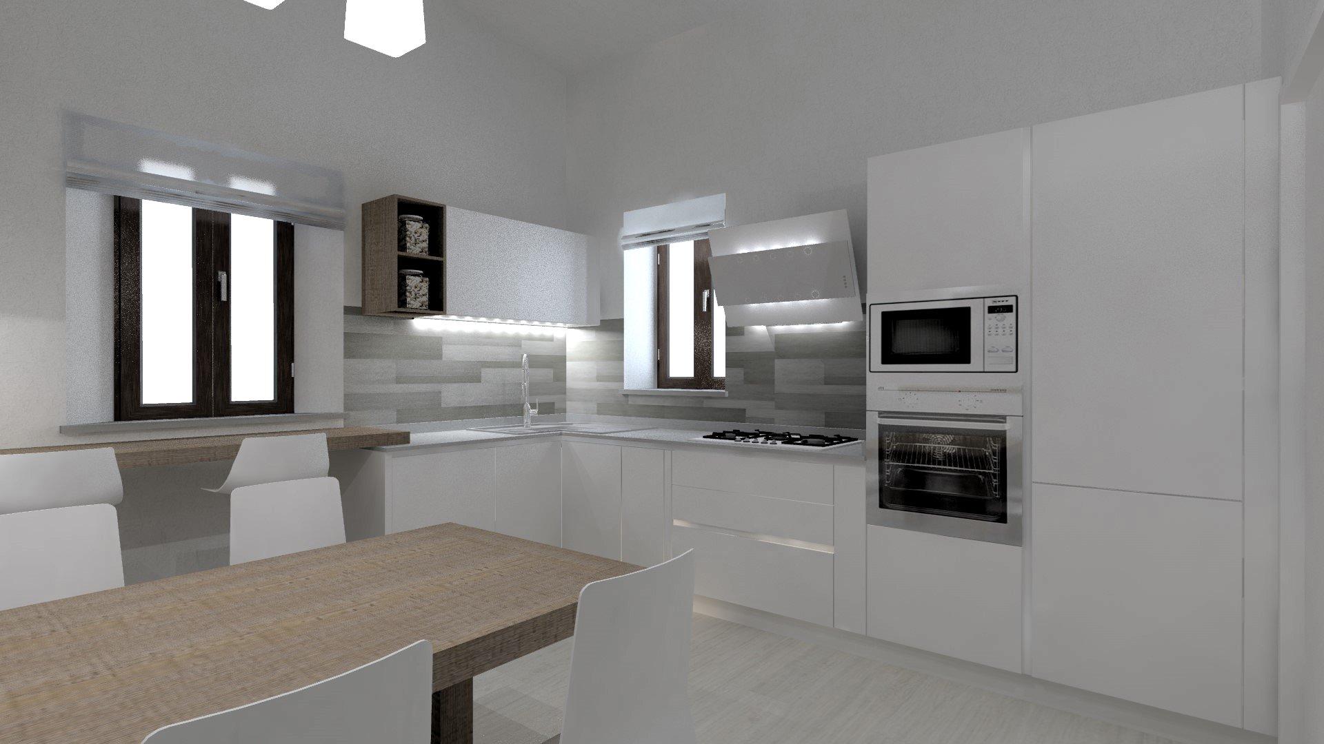 Progetto Cucina Pisa