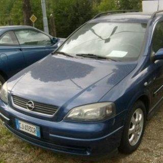 Opel Astra 1.7 td sw 101 cv Anno 2003