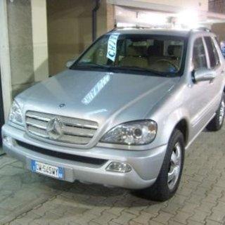 Mercedes ML 2.7 TD C. Anno 2002