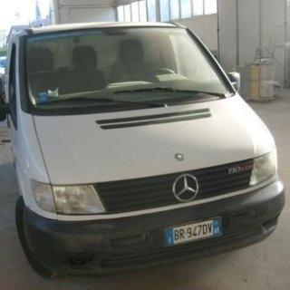 Mercedes Vito 110 Autocarro 2.2 Cdi Anno 2001