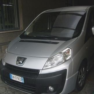 Peugeot Expert 2.0 td 6 posti Anno 2008
