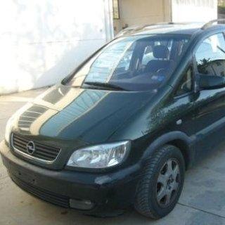 Opel Zafira 7 posti 2.0 TD Elegance Anno 2002