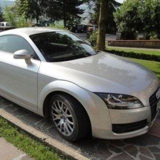 Audi tt Anno 2007