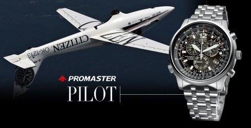 CITIZEN PROMASTER PILOT