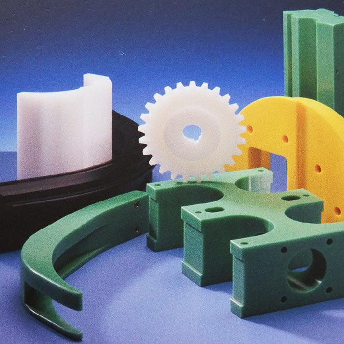 items constructed with cnc machining