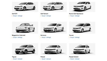 auto Volkswagen, modelli auto, vendita auto, stopcar