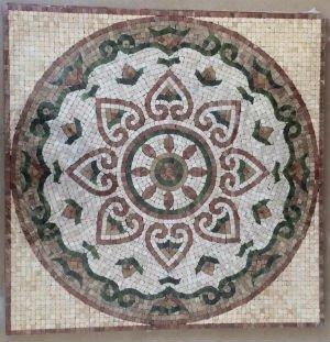 un mosaico