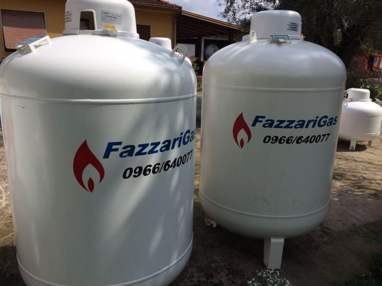 Fazzari Serbatoi Gas