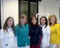 staff dello studio medico dentistico dott. Mantovani