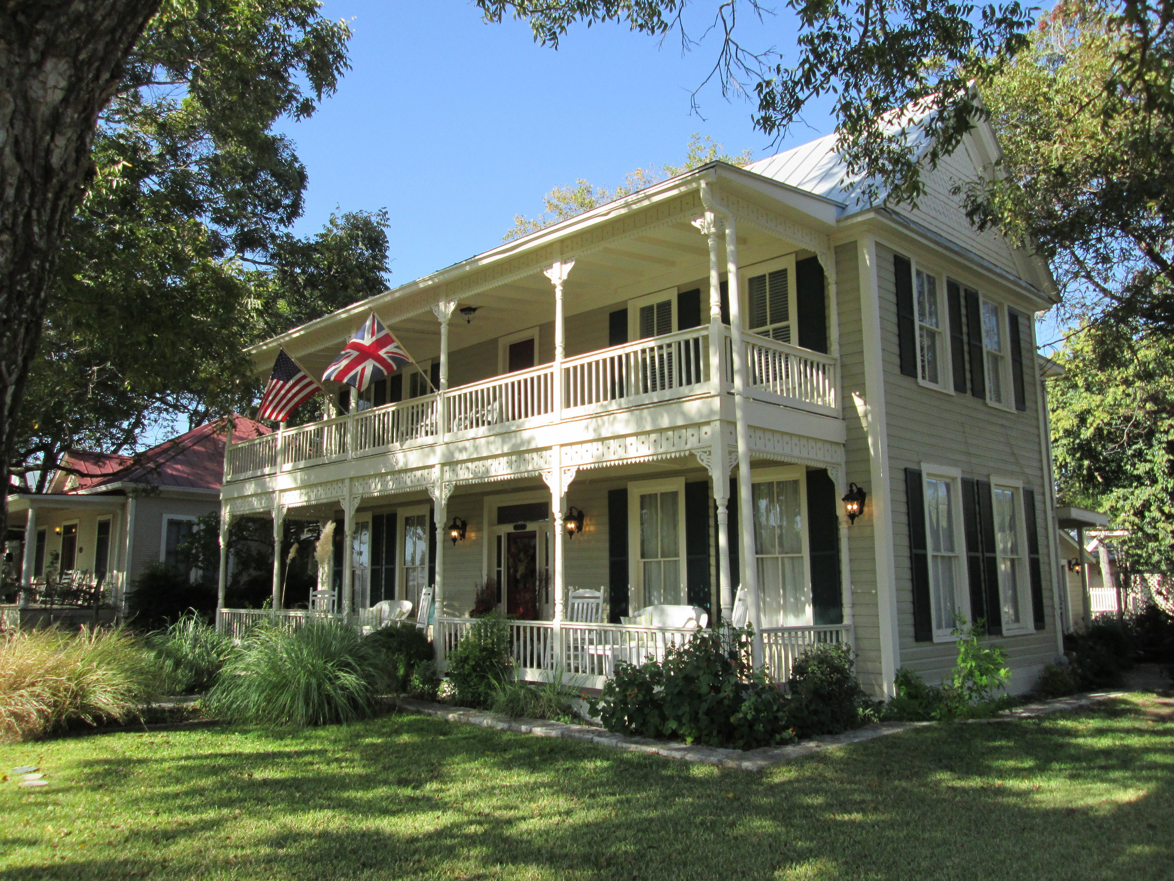 floor breakfast and plans country house of bed homesteadology texas hill magnolia com fredericksburg