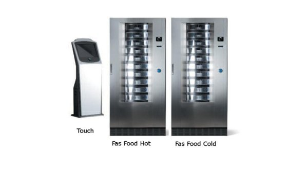 distributore automatico food