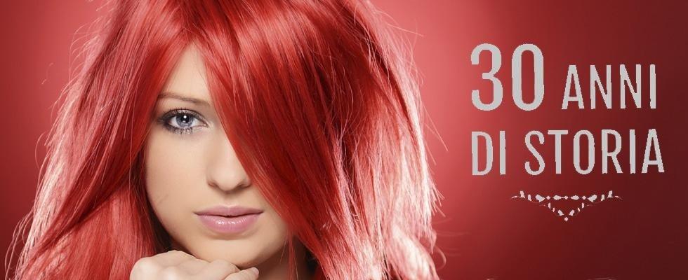 Tinte professionali per capelli