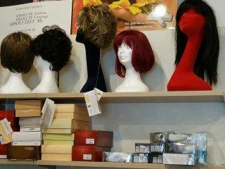parrucche per parrucchieri