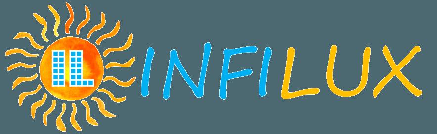 INFILUX INFISSI - LOGO