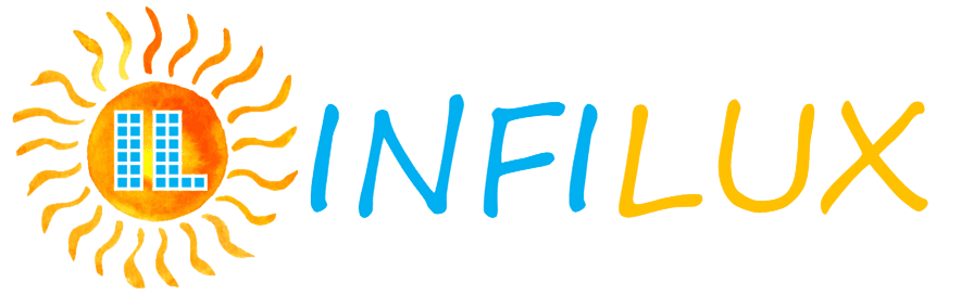 INFILUX INFISSI - LOGO