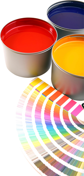 High standard of colors at Printing Services in Gold Coast