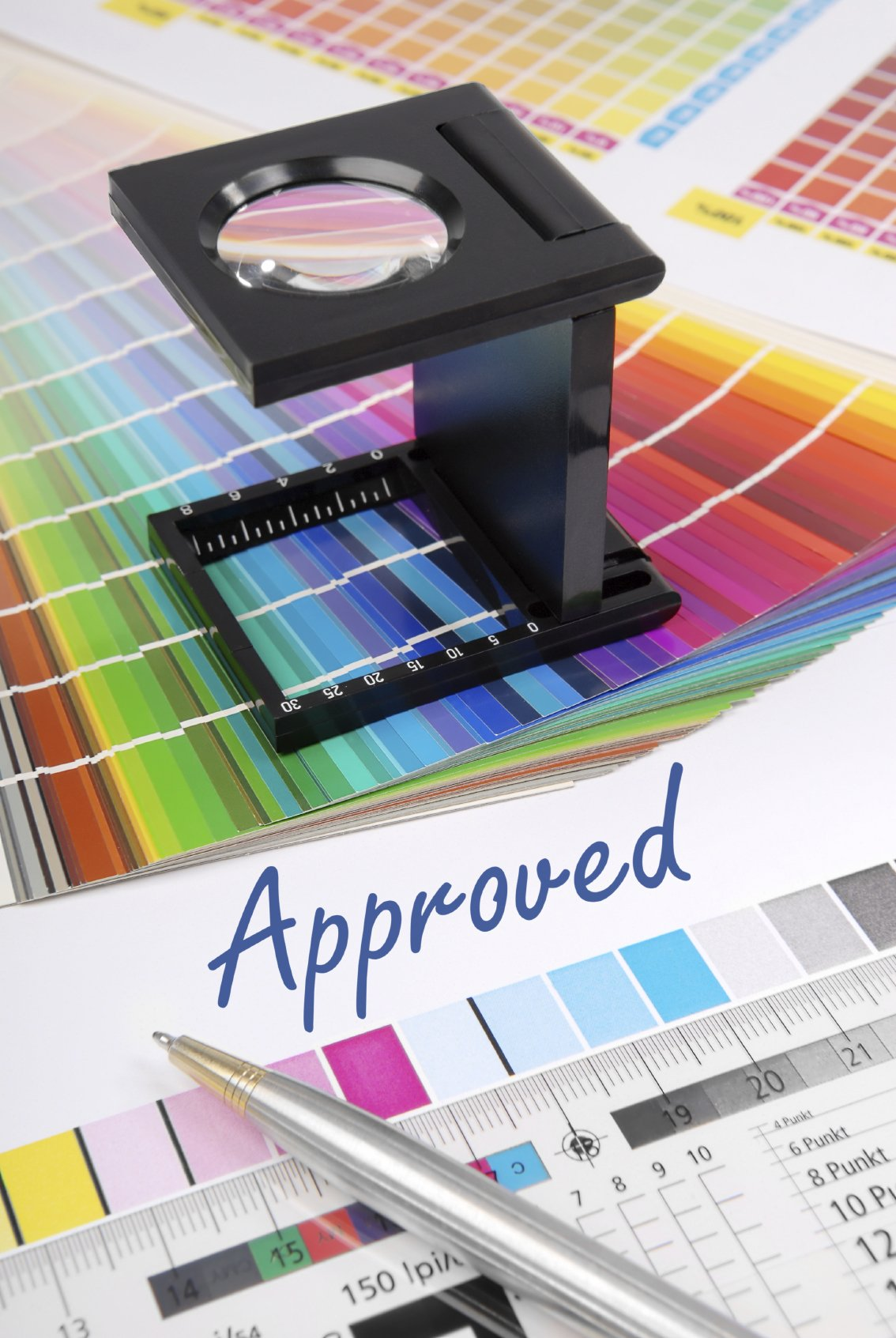 Find pleasure in every proven colours in every online printing  in Action Print Services Gold Coast