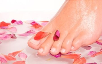 remedial massage and basic nail care