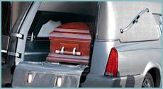 auto per trasporti funerari
