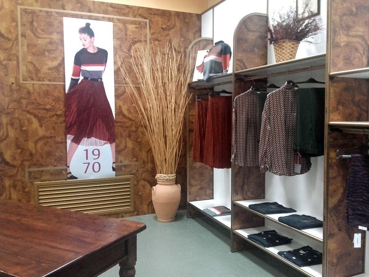 collezione primavera estate 2017 outlet Piacenza