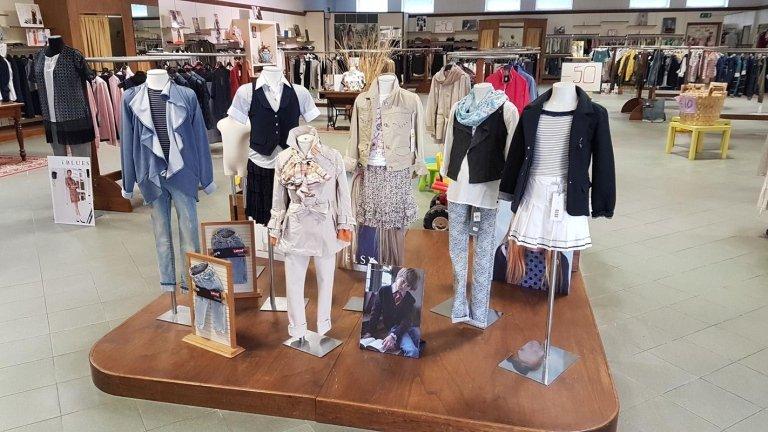 collezione primavera estate outlet Piacenza