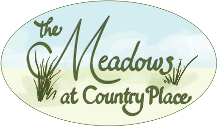 The Meadows at Country Place logo