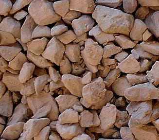 Escavazione pietre