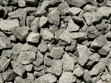 Ghiaia e pietre