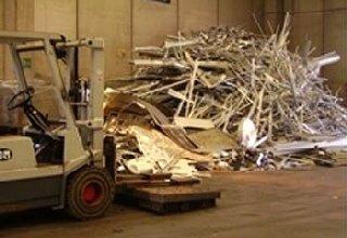 rottami ferro metallo