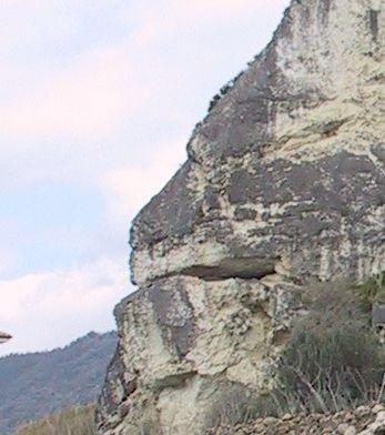 vista di Falerna Arco Castiglione Campanile Chiesa Bocca del leone
